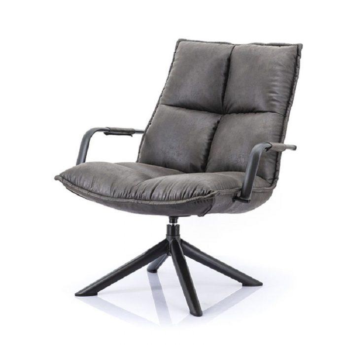 klassieke draaibare fauteuil