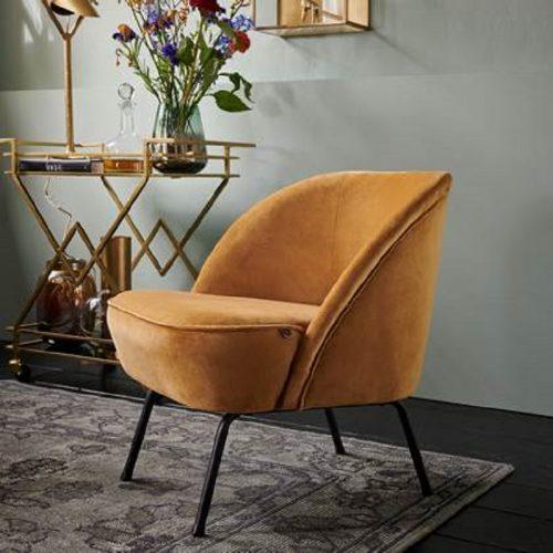 Trendy en compacte fauteuil