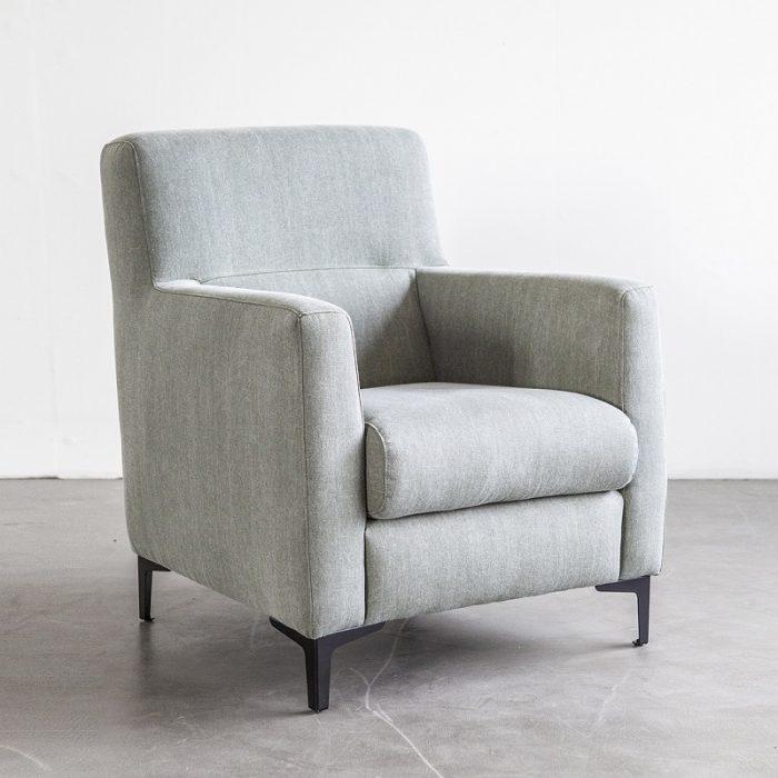 Comfortabele trendy fauteuil