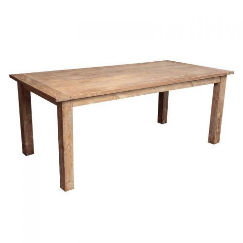 Een prachtige leef tafel